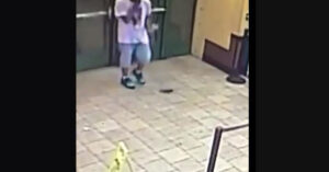 Slipperyhands McFelon Drops Loaded Handgun While Adjusting His Pants In Dunkin Donuts, Immediately Gets Rushed By Cops