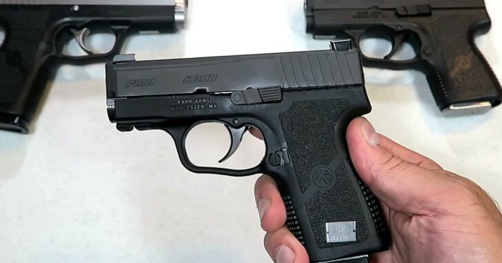 "[VIDEO] FIRST LOOK: Kahr PM9 ""Covert"""