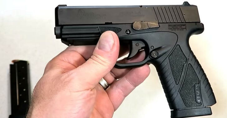 [FIREARM REVIEW] Bersa BP9CC (Bersa Polymer 9 Concealed Carry)