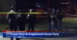 13 Shot At Memorial For Man Who Was Killed By Concealed Carrier During Attempted Carjacking
