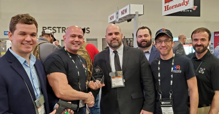 Springfield Armory Hellcat Wins Best Concealed Carry Handgun Of 2019
