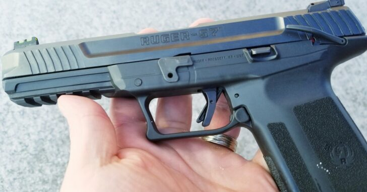 [FIREARM REVIEW] NEW Ruger-57 chambered in 5.7x28mm