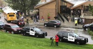 School Security Guard Stops School Shooting, But Inadvertently Shoots Two Students In The Process