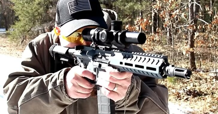 [FIREARM REVIEW] CMMG Banshee 300 MK57 (5.7x28mm)