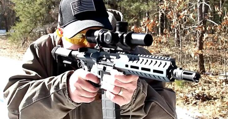 [FIREARM REVIEW] CMMG Banshee 300 MK57 (5.7x28mm)