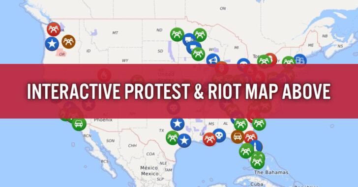 riots in america - photo #4