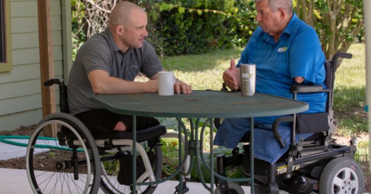 [VIDEO] Hear Jim's Story, A Disabled Veteran Who Served In the US Army In Vietnam