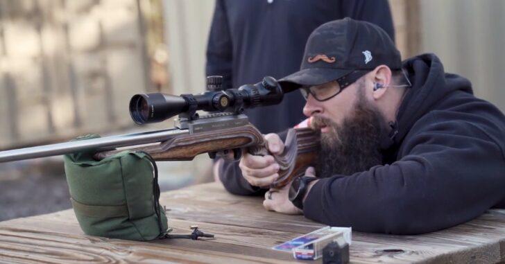 [WATCH] Volquartsen Firearms Range Sessions featuring Bert Sorin