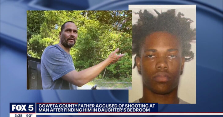 Dad Arrested After Beating Man To A Pulp And Shooting After Finding Him In His 14-Year-Old Daughter's Bedroom