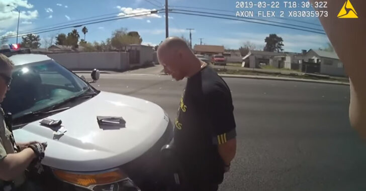 [VIDEO] Concealed Carrier Does Everything Right During Traffic Stop, Is Handcuffed And Vehicle Searched