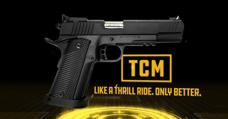 The TMC from Rock Island Armory is Two Awesome Guns in One