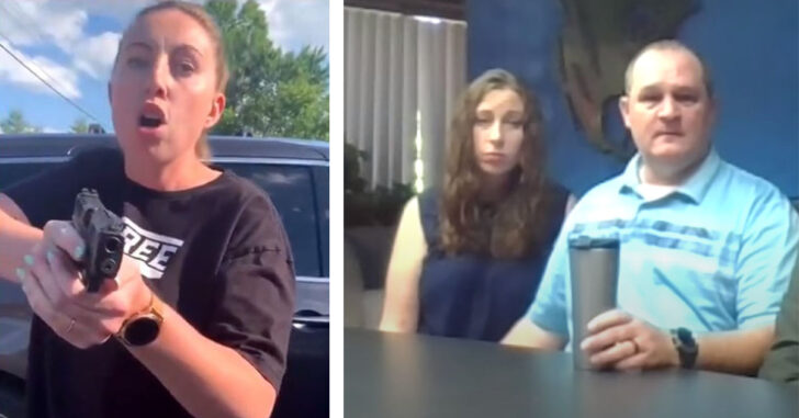 Video Interview Sheds Light On Incident Where Woman Draws Firearm On Woman During Confrontation