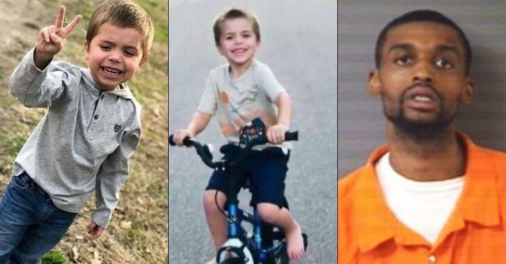 Felon Shoots 5-Year-Old NC Boy In The Head As He Rode His Bike In Front Of His Father's Home