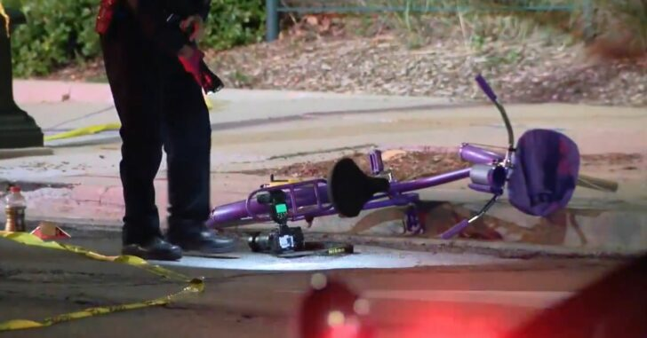 Bicyclist Involved In Road Rage Incident Shoots, Kills Attacker