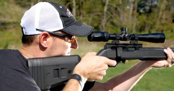 22Plinkster Discusses the Volquartsen Summit Rifle – VIDEO