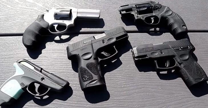 [VIDEO] Taurus World: 5 Taurus Handguns Reviewed