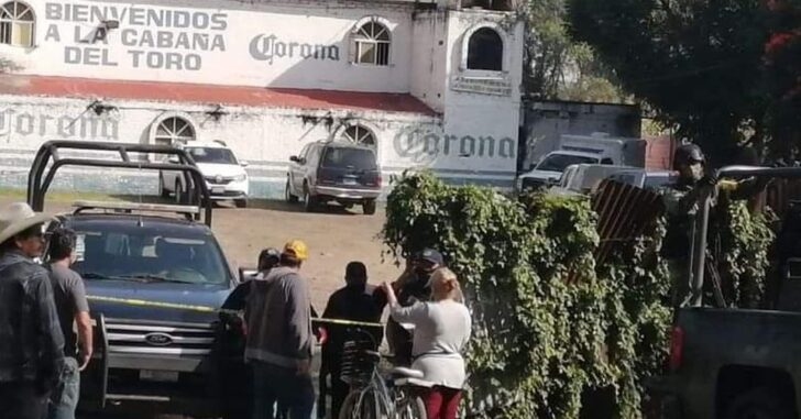 6 Gunmen Kill 11 At Nightclub In Mexico