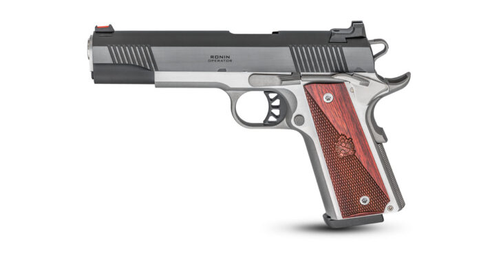 Springfield Armory Ronin Operator: On My List Of Wants