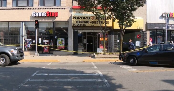 Attempted Jewelry Store Robbery Leaves Owner with Stab Wound and Suspect with Multiple Gunshot Wounds after Owner Fights Back