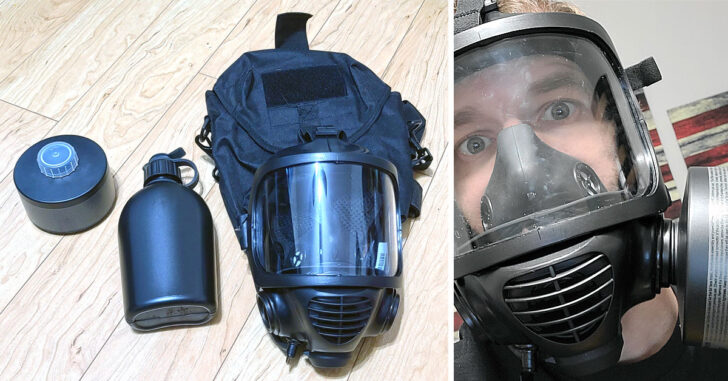 [REVIEW] MIRA Safety CM-6M Tactical Gas Mask – A Full-Face Respirator