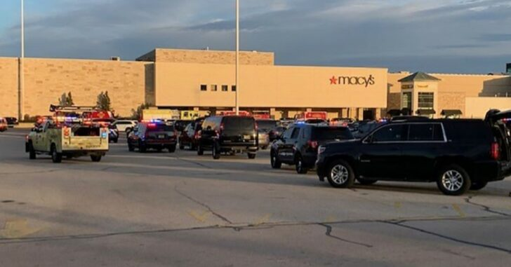 15-Year-Old Suspect Arrested  For Mall Shooting That Left 8 Injured
