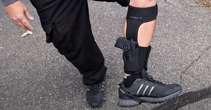Let's Talk Ankle Carry [VIDEO]