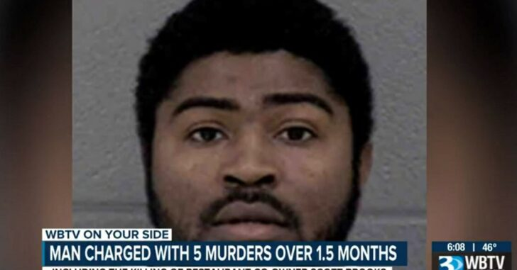 The Evil That Walked Among Us – Convicted Felon Charged with Committing 5 Murders Within 6 Weeks
