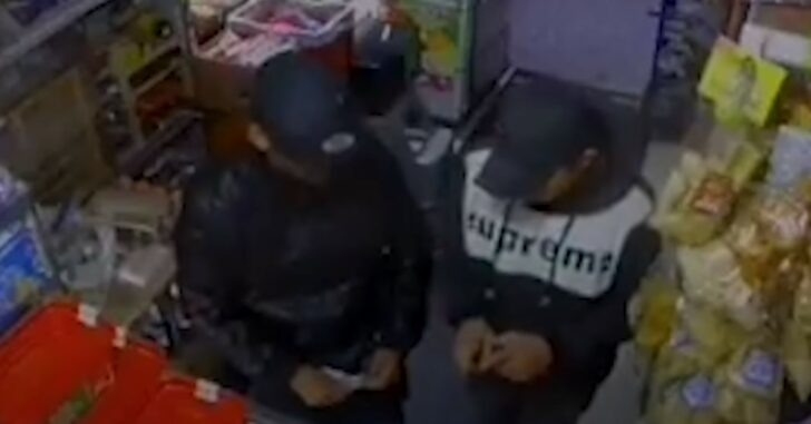 Bad Guy Takes Eternal Nap After Trying To Rob Armed Shop Owner