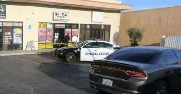 Smoke Shop Robbery Attempt Ends When Employee Fatally Shoots Suspect