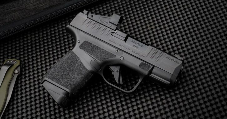 NY'ers And Others Rejoice! 10 Round Magazines Are Now Available For The Springfield Armory Hellcat