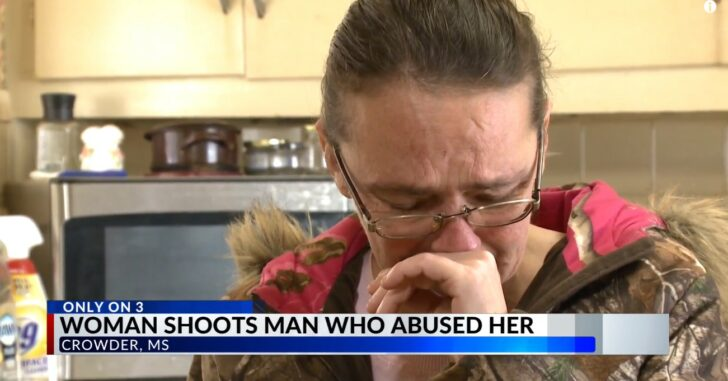 Woman Fatally Shoots Man Who Beat And Tortured Her For 10 Hours