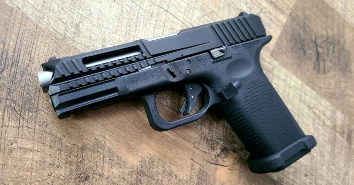 Lone Wolf Announces Their First-Ever Complete Handgun, Called The Lightweight Tactical Defense (LTD)