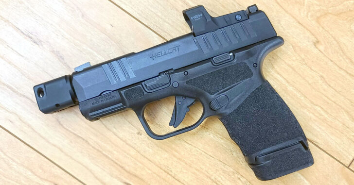 Springfield Hellcat RDP. Is This The Ultimate Concealed Carry Gun?