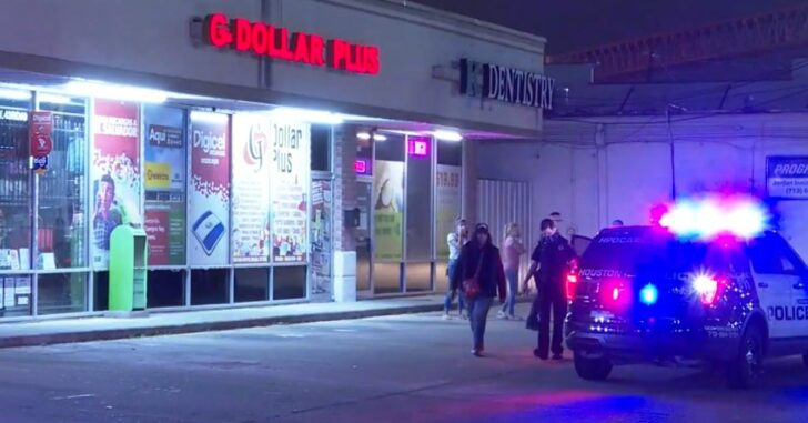 Homeless Man Shot After Charging At Store Worker