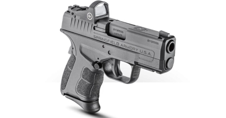 Springfield XD-S Mod.2 Now Comes In A Red Dot-Ready Version