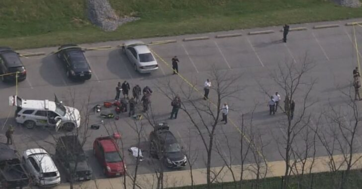 Active Shooter Taken Down At Military Base In Maryland, 2 People Shot