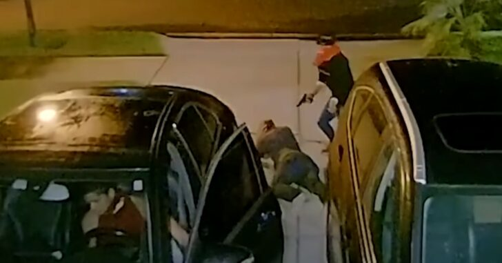 Armed Carjackers Take Advantage Of Unarmed Victim At Night