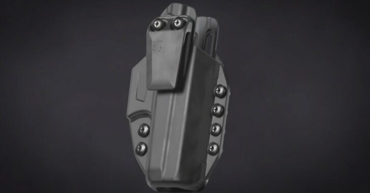 Blackhawk Stache IWB Holster: A New Modular Concealed Carry Holster System
