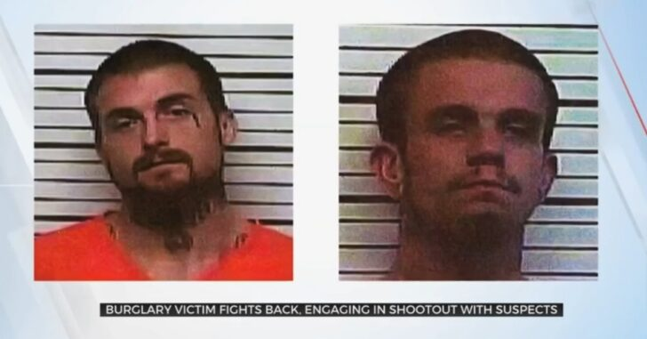Homeowner Opens Fire on Pair of Men Who Broke Into His Home