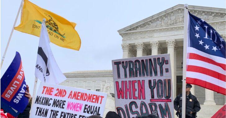 Huge Gun Rights Case Will Head To Supreme Court