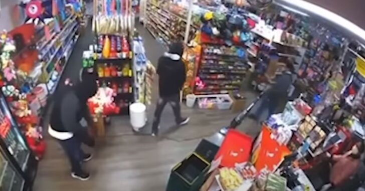 Dollar Store Owner Has Shootout With Two Armed Robbers, And It Didn't End Well