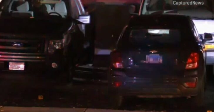 Man Wounded In Shootout With Vehicle Break-In Suspects