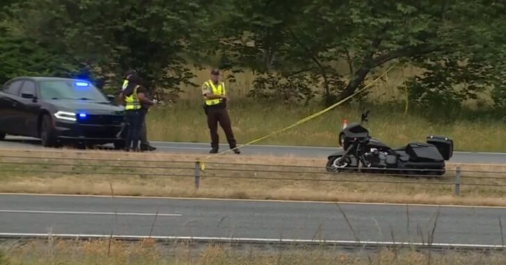 Three Motorcyclists Shot, Two Dead In Highway Shooting