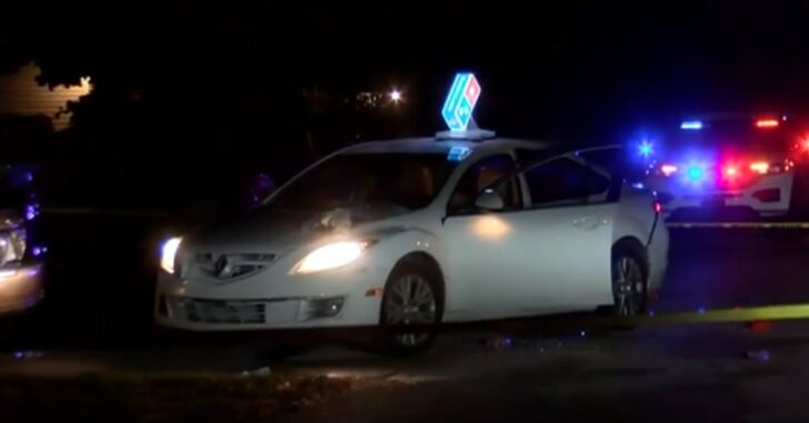 Domino's Delivery Driver Still Employed After Shooting At Teen Robber