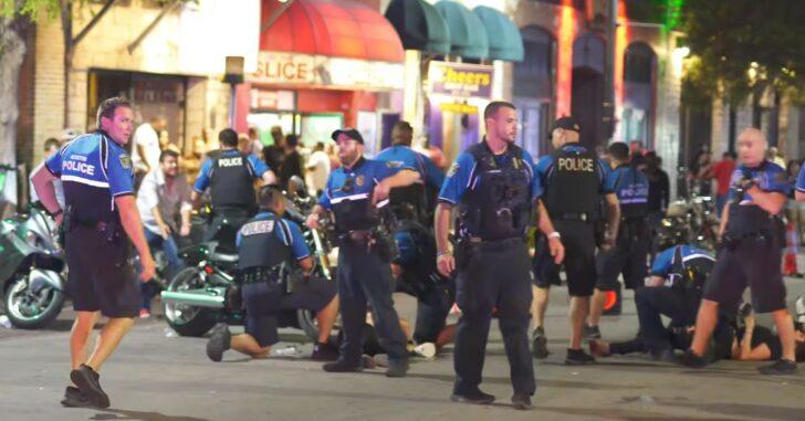 Austin Police Seek Gunman Who Injured 13 People Last Night On Crowded Street