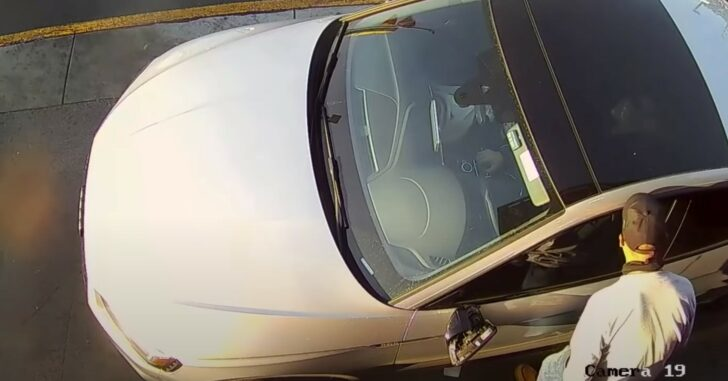 If Someone Aggressively Approaches Your Vehicle, By All Means Wait To Get Your Drive-Thru Order
